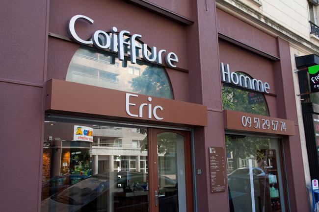 SALON | Coiffure homme Lyon